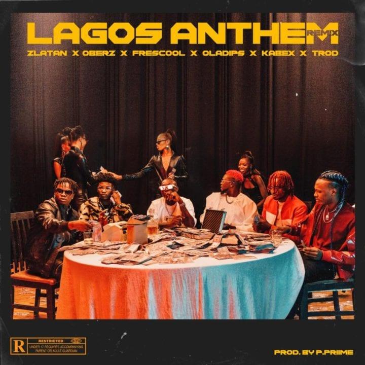 Zlatan - Lagos Anthem (Remix)