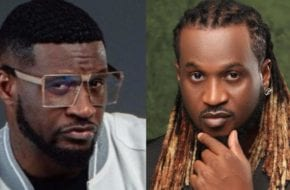 P-Square Split. Mr P Album. Rudeboy.