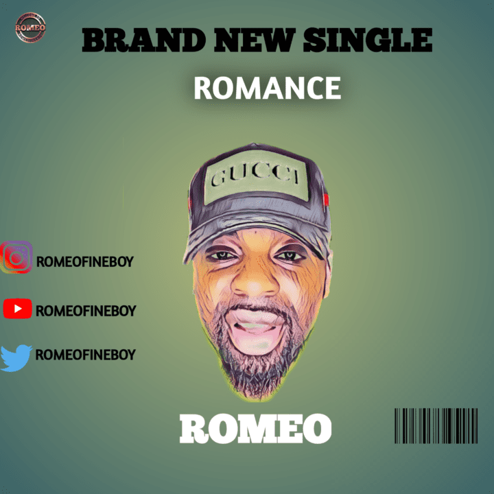 UK-Based Afrobeats Sensation, Romeo Makes A Rerturn With New Single 'Romance'