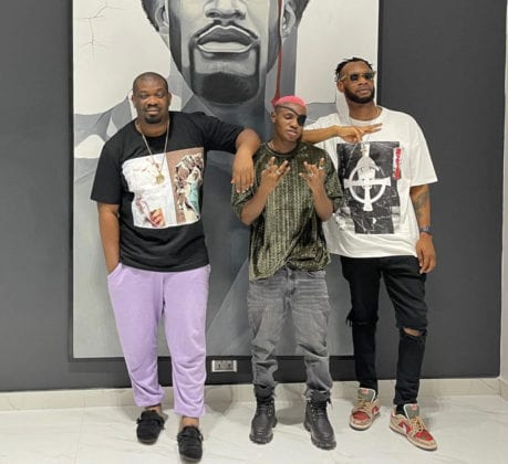 Ruger Pandemic EP, Don Jazzy and D'prince