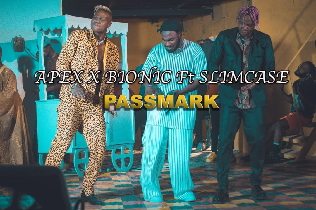 Apex And Bionic Alongside Slimcase Present The Video To 'Passmark'