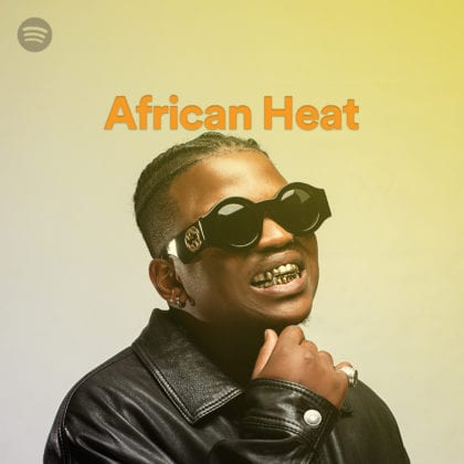 Spotify's African Heat Campaign Celebrates African Dance Music Culture with Olamide, Focalistic, Fuse ODG