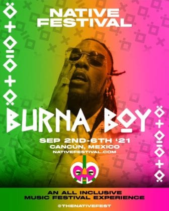 Burna Boy and Native Festival
