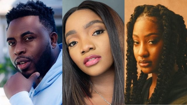 Simi and Samklef clash over Tems