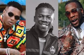 Stonebwoy Congratulates Grammys 2021 Winners, Wizkid and Burna Boy