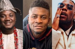 Obafemi Martins Reacts to CDQ, Burna Boy's Drama