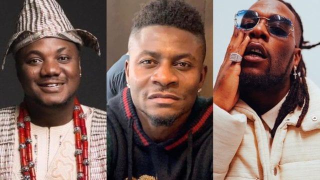 Obafemi Martins Reacts to CDQ, Burna Boy's Drama