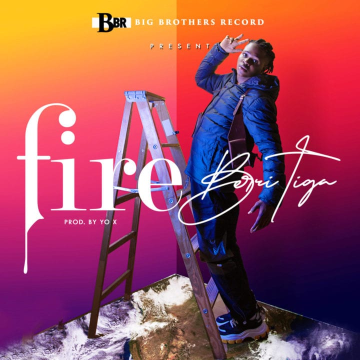 Berri Comes Through With Debut Single – Fire
