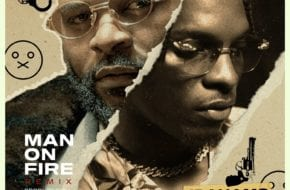 Idahams, Falz - Man on Fire (Remix)