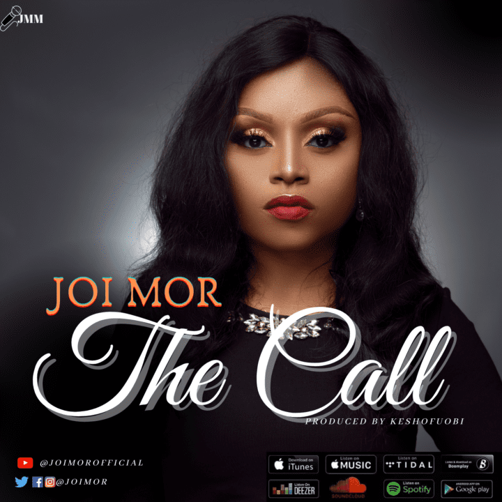 "Joi Mor returns with new single, ""The Call"""