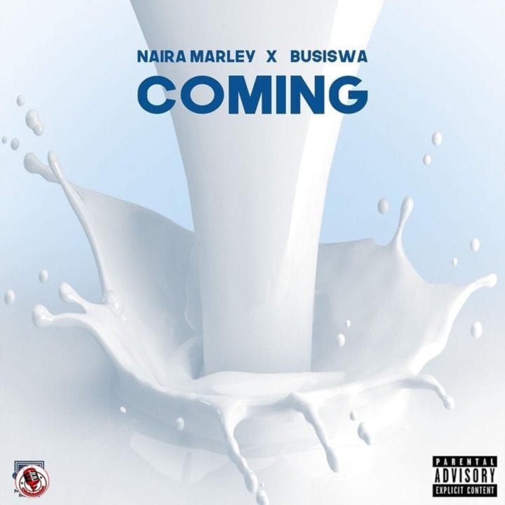 Naira Marley, Busiswa - Coming