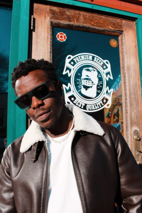 New York Afrofusion Artist Roadman unveils 'Ghetto Boy Fly' EP