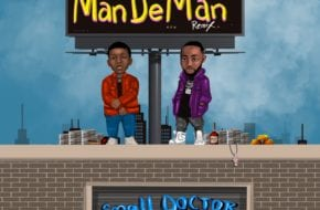 Small Doctor, Davido - Mandeman (Remix)