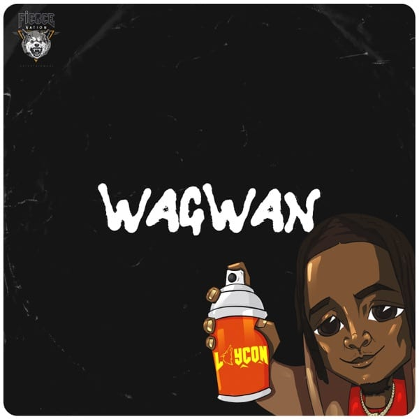 King Of The Icons, Laycon, Releases New Single 'Wagwan'