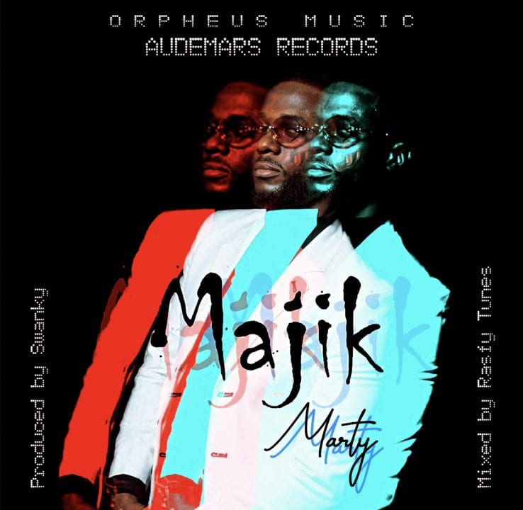 Emerging Act - Marty Drops Debut Single – 'Majik'