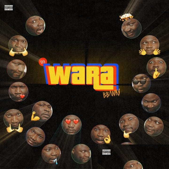 Bbanks Releases New Single Titled 'Wara'