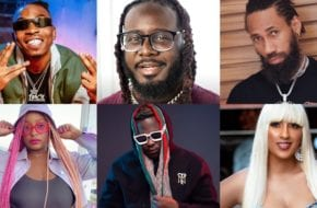 T-pain apologizes to Mayorkun, Cuppy, Phyno, medikal