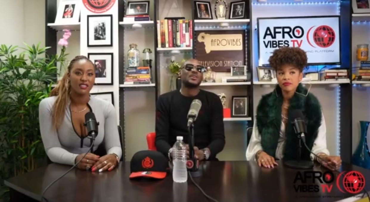 """African Queen Is A Gift And A Curse"" - 2baba Reveals 