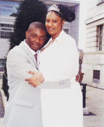 Don Jazzy Married. Don Jazzy Marriage with Michelle Jackson