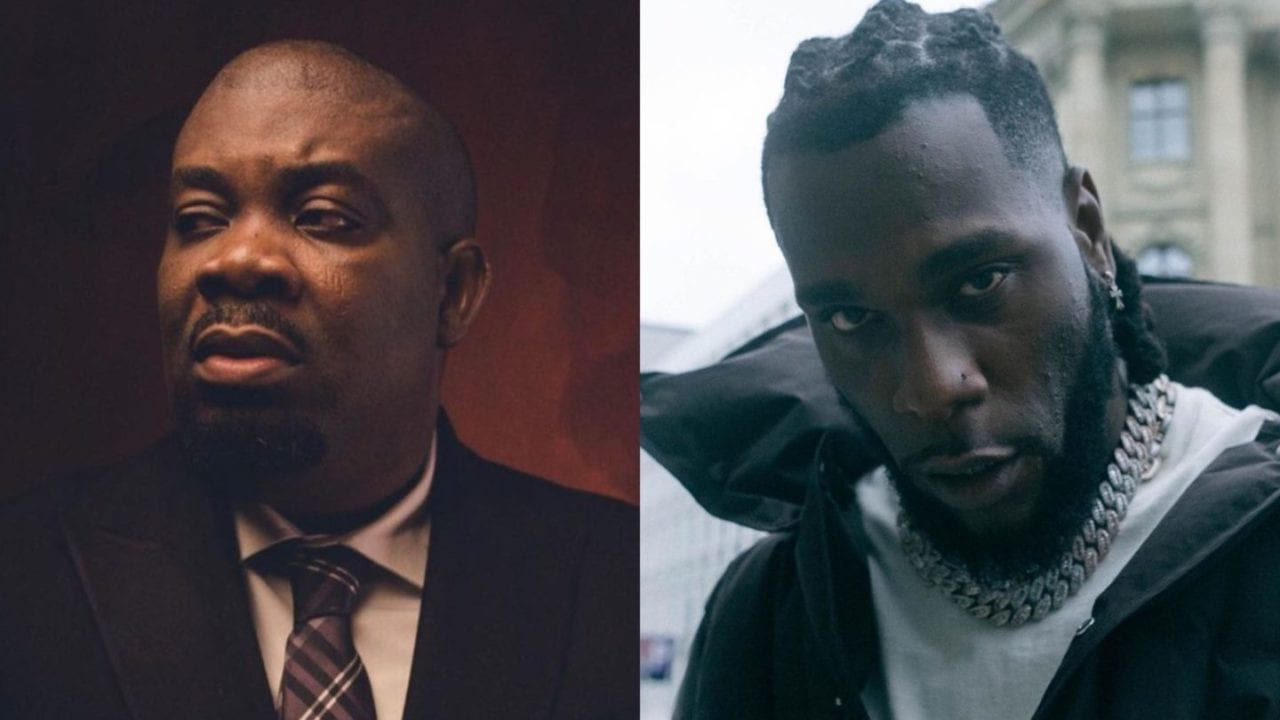 Burna Boy And Don Jazzy Are Working On Fresh Music | WATCH