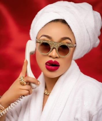 Tonto Dikeh says she won't forgive fans who supported her singing career