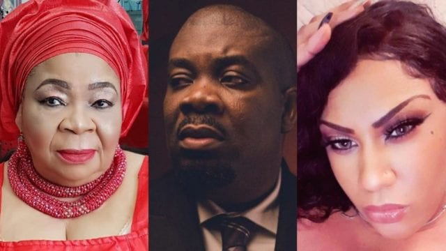 Don jazzy wife reacts. Michelle Jackson. Don Jazzy Wife