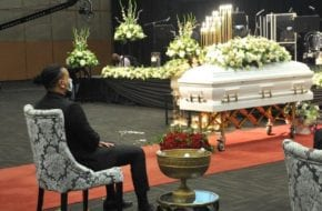 Anele Tembe Funeral