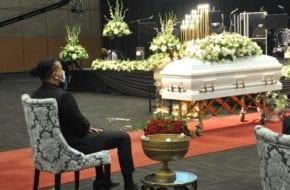 Anele Tembe Funeral