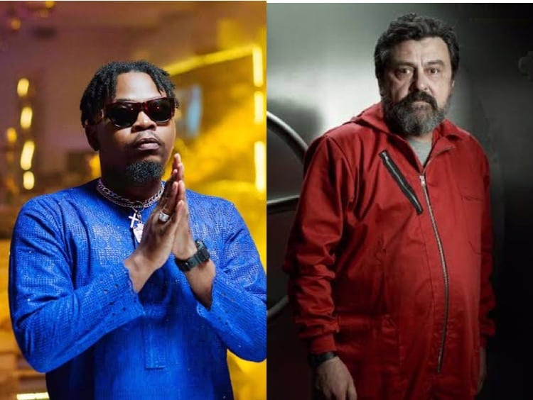 Olamide as Moscow