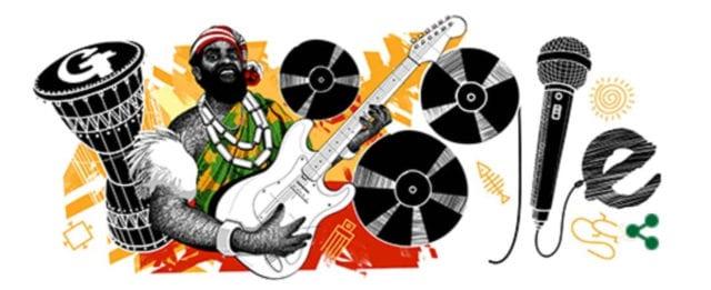Oliver De coque google doodle