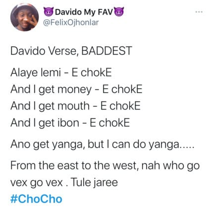 Zlatan New Song. Zlatan, Davido, Mayorkun - Cho Cho Mp3 Download