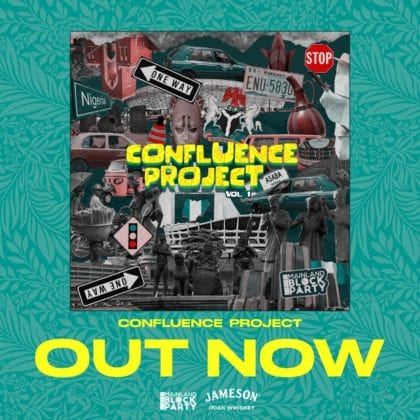 Jameson - Confluence Project EP
