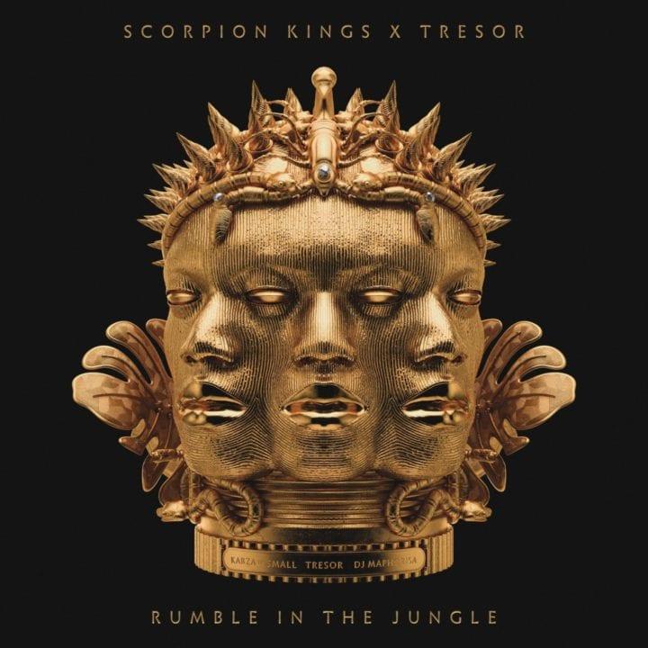 Scorpion Kings, TRESOR - Rumble In The Jungle (Album)