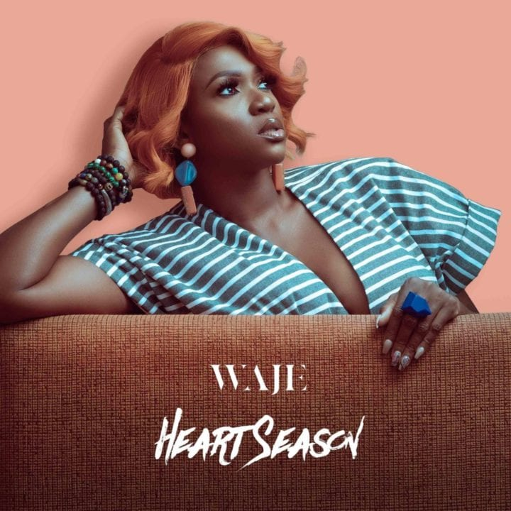 Waje - Heart Season (EP)