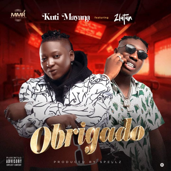 Kuti Mayana and Zlatan Blend Effortlessly In Visuals For – 'Obrigado'