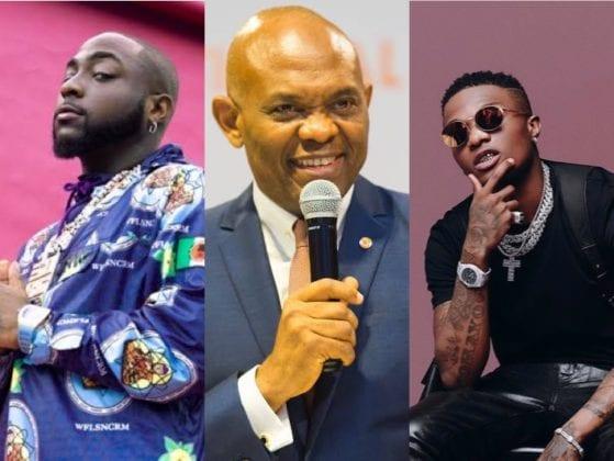 Tony Elumelu Afrobeats Playlist