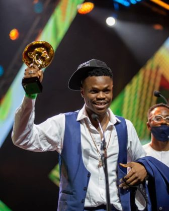 Bad Boy Timz Reveals He Expected to Win Headies Award | Watch