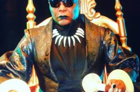 Charly Boy Badly Bruised After Scooter Accident | NotjustOK