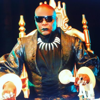 Charly Boy Badly Bruised After Scooter Accident   NotjustOK