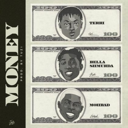 """Terri Drops New Single """"Money"""" Featuring Bella Shmurda & Mohbad"""
