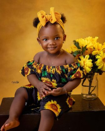 Simi & Adekunle Gold Drop Moving Messages to Daughter on Her Birthday