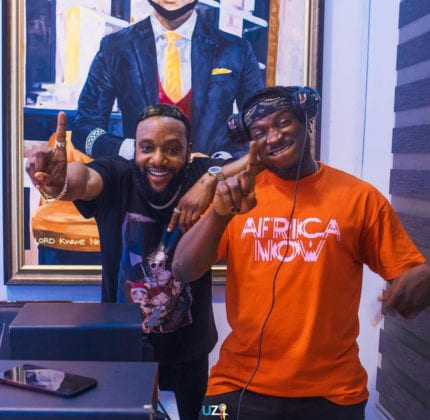 Kcee and Peruzzi Collaboration