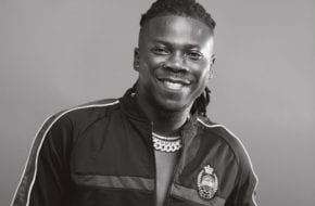 Stonebwoy set to release Outside
