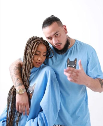 Aka reacts to alleged domestic violence with Anele Tembe