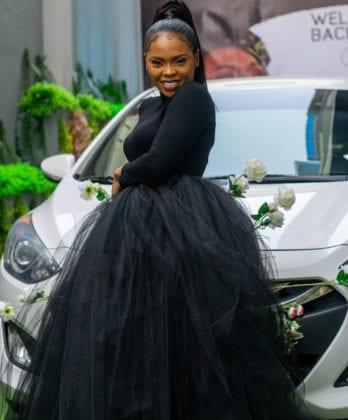 Chidinma Ekile becomes a gospel singer on her 30th birthday