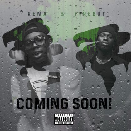 Can You Guess What Rema and Fireboy Are Up To - #BigNews