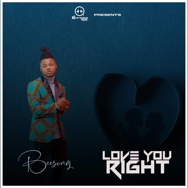 """Beesong Wants To """"Love You Right"""" With His New Song. –"""