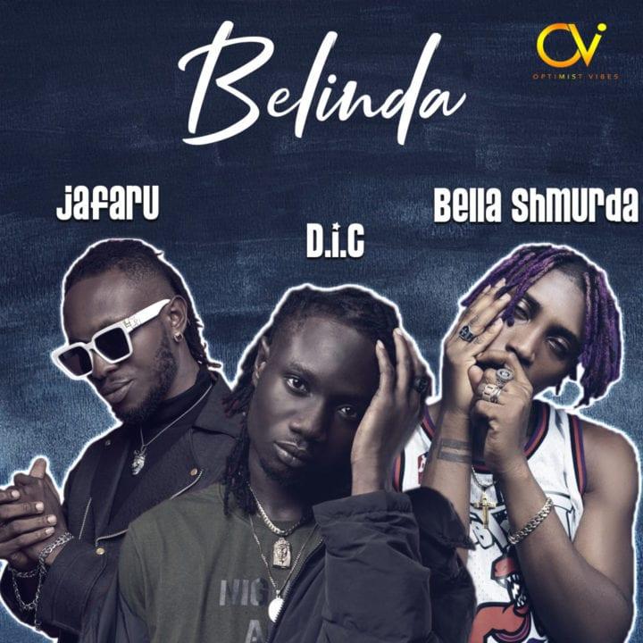 DIC and Jafaru Team Up With Bella Shmurda For New Tune – 'Belinda'