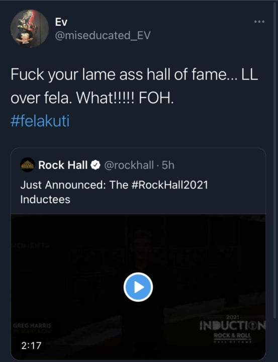 Fela Kuti Hall of Fame