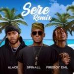 DJ Spinall, 6lack, Fireboy DML - Sere (Remix)
